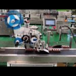 best labeling machine price for plastic ampoule self adhesive labeler