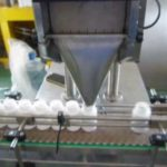 8 Channel tablets/capsule counting and filling machine