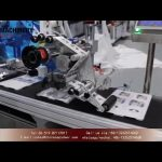 flat surface label applicator with feeder and collector system|top sticker labeling machines