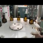 Customized Automatic Olive Oil bottling filling capping labeling machine line