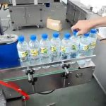 500ml bottles automatic labeling machine for mineral water labeller/label applicator facility
